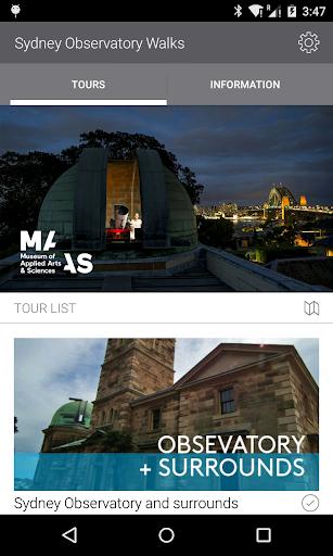 Sydney Observatory Tours