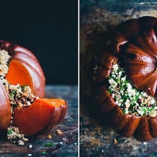 Vegetarian Stuffed Pumpkin Recipes.