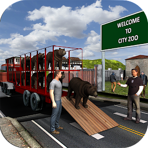 Zoo Animals Transporter for PC and MAC