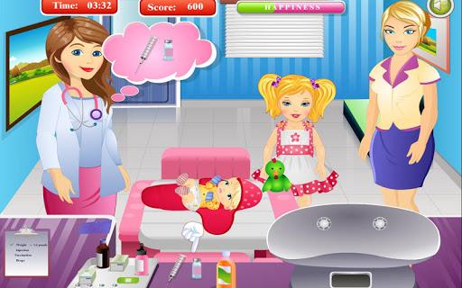 신생아 예방 접종
