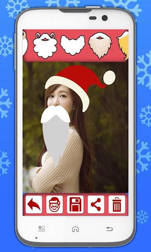 크리스마스 사진 편집기