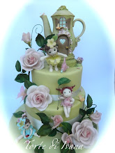 Photo: the garden of the fairies by Torte Di Ivana (8/16/2012) View cake details here: http://cakesdecor.com/cakes/25423