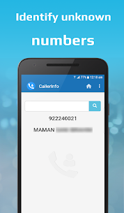CallerInfo: Caller ID, Number lookup, Number book App Download For Android 2