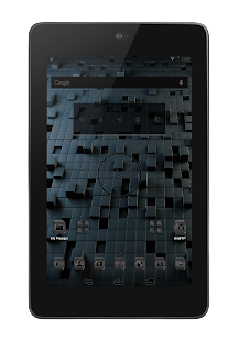 Black Glass CM13- screenshot thumbnail