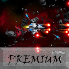 Space Shooter : AsaP Bullet Hell white icon