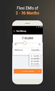 Quick Personal Loan, Borrow Money Fast - MoneyTap Screenshot