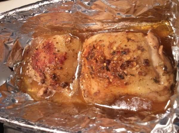 Two Lemon Basil Chicken Recipe