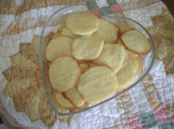 Lemon - Lime Cookie Crisps Recipe