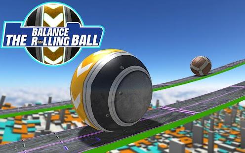 yuvarlanan topu dengelemek Ekran Görüntüsü