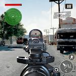 Sniper Gunner Shooter Icon