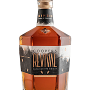 Cooper's Revival Canadian Rye Whisky - 4 oz