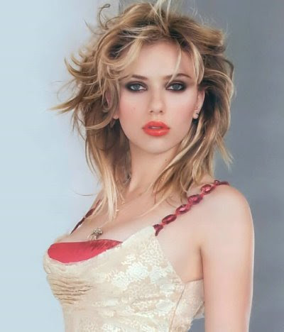 Scarlett Johansson young age photos