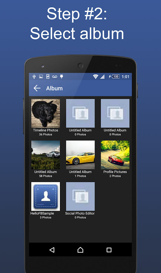 Picture Editor For Facebook - Android Apps on Google Play