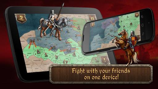 Medieval Wars Free: Strategy & Tactics 1.0.18 screenshots 3