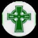 Hangman Celtic style icon