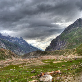 Path to serenity by Akash Deep - Landscapes Mountains & Hills ( pwcpaths )