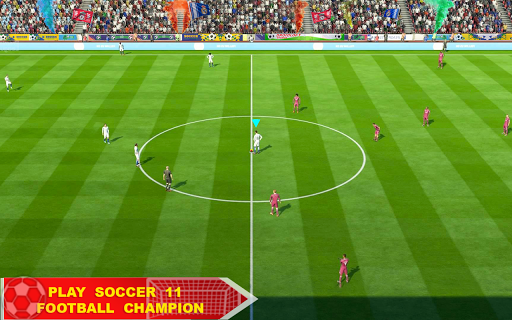 Soccer Football Strike Worldcup Champion League 9.0 screenshots 13