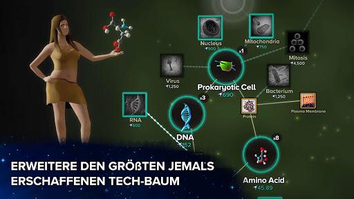 Unendliche Evolution -  Von Zelle zu Singularität screenshot 3