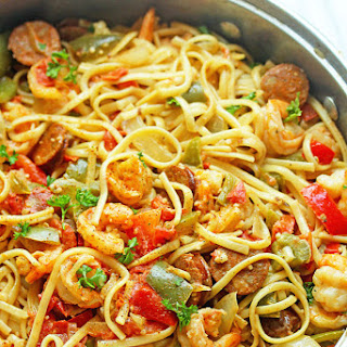 Cajun Chicken Shrimp Pasta Recipes