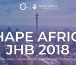 Shape Africa - Transforming Africa Through Innovation : Johannesburg, South Africa
