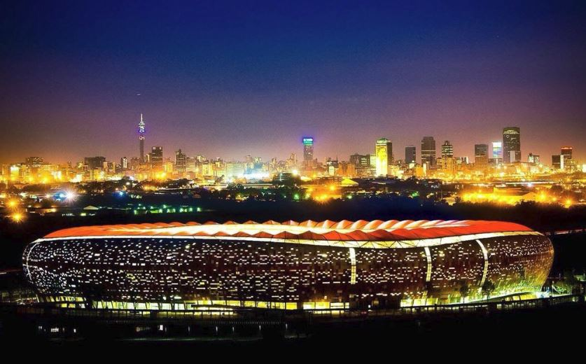FNB Stadium designers won't take action against strikingly similar Russian arena