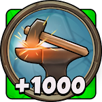 Crafting Idle Clicker Icon