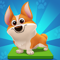 Merge Dogs - Idle Clicker Tycoon icon