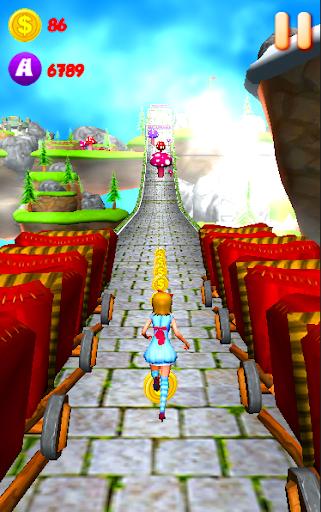 Temple Princess Run