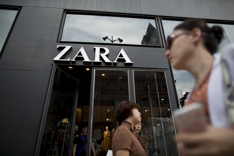 Zara. Picture: BLOOMBERG
