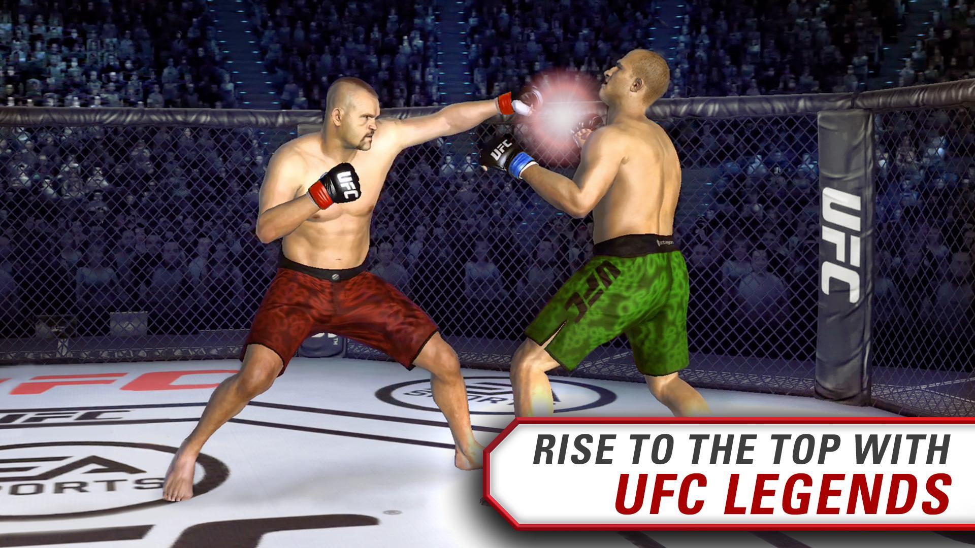 EA SPORTS UFC® screenshot #1
