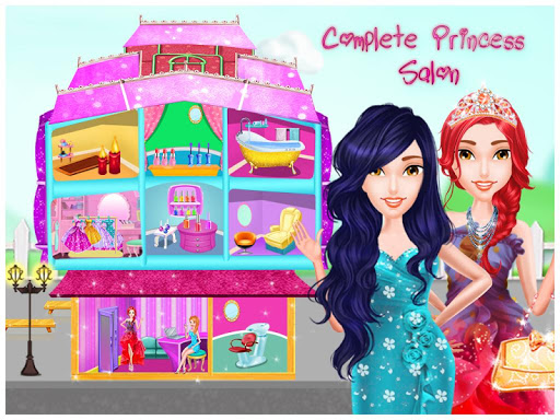 Prom Princess Wedding Salon