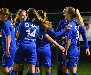 KRC Genk Ladies zetten in op de toekomst met drie transfers
