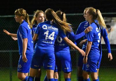 🎥 La splendide volée d'Eleen Kimps contre Anderlecht
