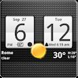 Sense Analog Clock Widget icon