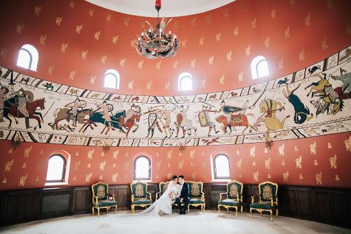 Свадебная площадка в «La Ferme de Reve» за городом в Подмосковье