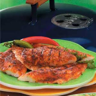 Grilled Spiced Fish.