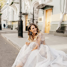 Wedding photographer Sabina Ismaylova (sabinasmile). Photo of 15.10.2018