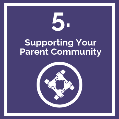 Course Logo Supporting Your Parent Community