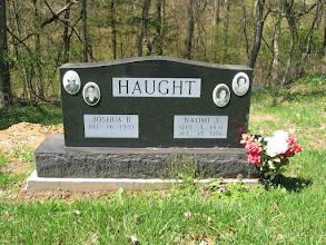 Photo: Haught, Joshua B. and Naomi J.
