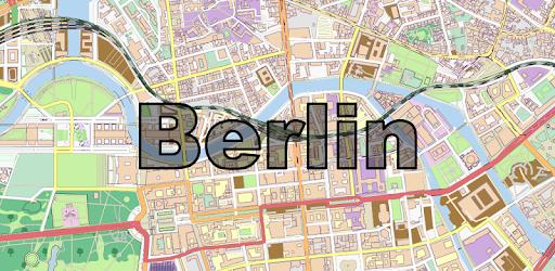 Berlin Offline City Map for PC