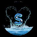 S Letter Wallpaper icon
