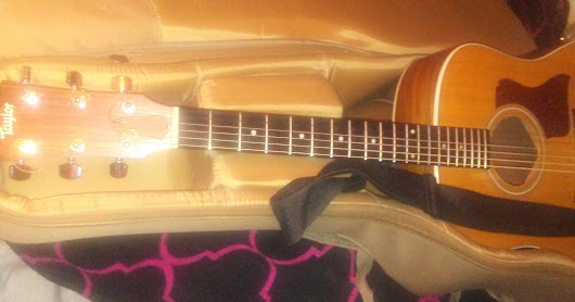 "4 SALE - Taylor 210e Acoustic $400 Firm ""Herb"" <mr.irp.snerple@gmail.com>"