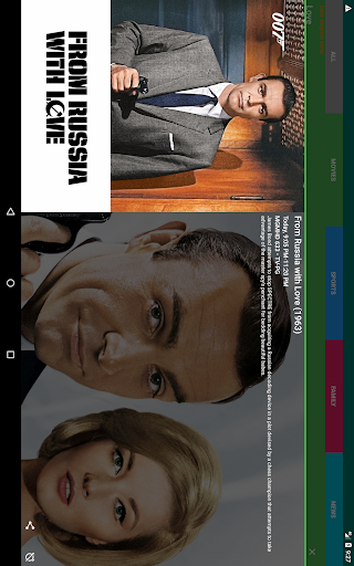 USA TV Guide screenshot 12