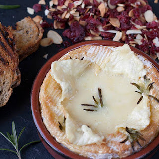 Baked Camembert Fondue Recipe