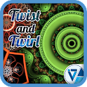 Live WallPaper Twist and Twirl icon