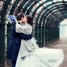 Wedding photographer Ekaterina Mikolenko (LadyBird89). Photo of 09.01.2018