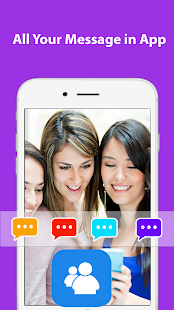Messenger For SMS Free Text - náhled
