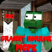 Mod Granny Horror for MCPE