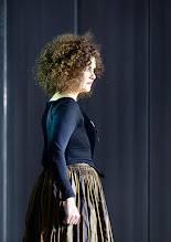 Photo: Theater an der Wien: La mère coupable Oper in drei Akten von Darius Milhaud . Premiere am 8.5.2015. Angelika Kirchschlager. Copyright: Barbara Zeininger