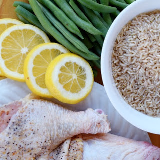 Lemon Pepper Chicken With Rice In Crock Pot Recipes